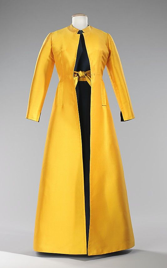 Ensemble, Madame Grès, 1968, The Metropolitan Museum of Art