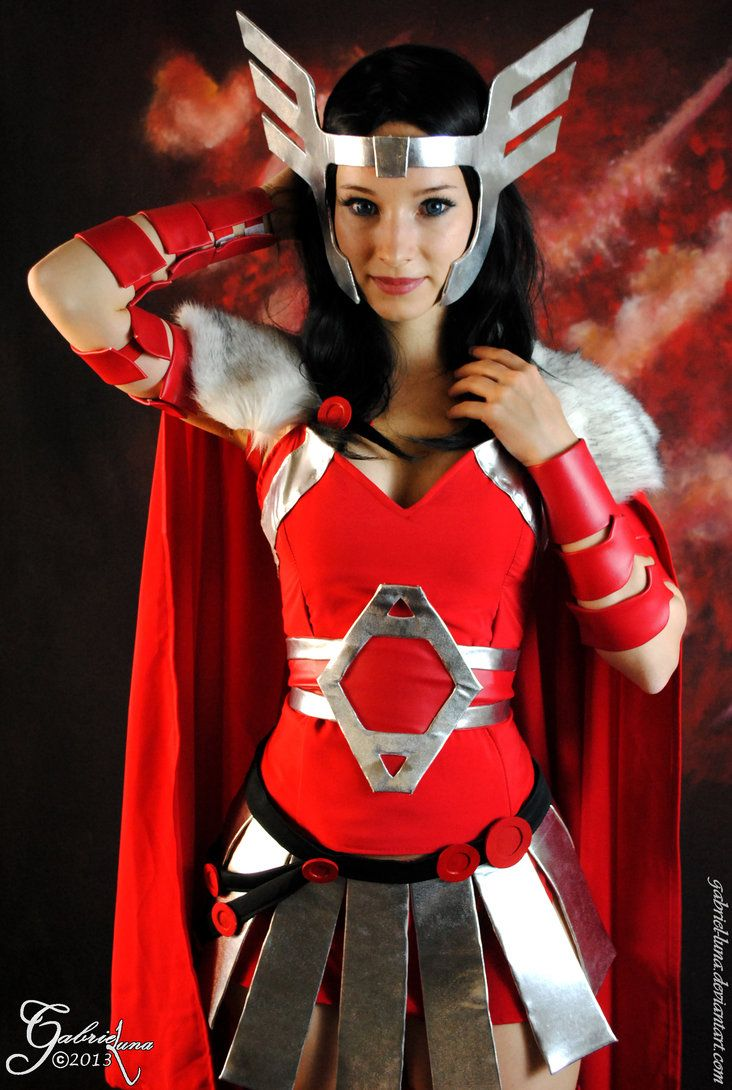 lady sif thor 2 cosplay - photo #12