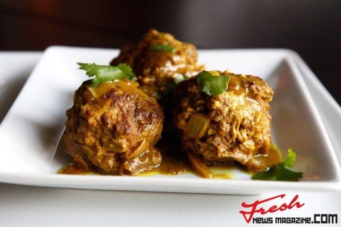 Paleo Curry Meatballs | Fresh news Magazine. Thats all you need