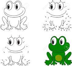 Výsledok vyhľadávania obrázkov pre dopyt obkreslovacky žaby