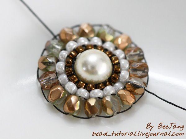 BeeJang - Tutorial: Bracelets Tutorials, Beads Bracelets, Beads Tutorials, Beads Patterns, Beadi Beads, Beads חרוזים, Beads Jewerly, Beads Techniques, Beads Animal