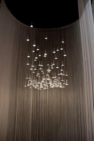 Le nuove lampade OLED di Blackbody