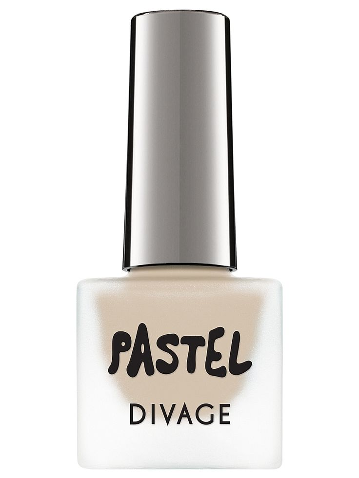 Divage Матовый лак для ногтей pastel, тон  02