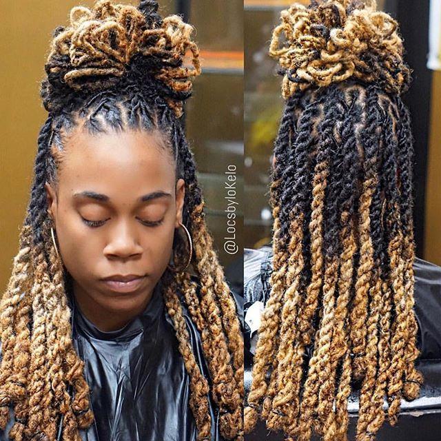 25 beautiful dreadlock hairstyles ideas on pinterest