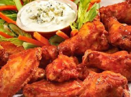 The BEST Hot wings Recipe