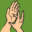 Deaf Missions: ASL Dictionary of Religious Signs. Definitely want this.