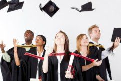 Make a #graduation #video with our #template #free #onlinevideoeditor