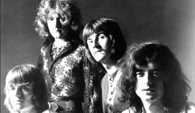 """Se difunde un nuevo video de """"Whole lotta love"""" de Led Zeppelin"""