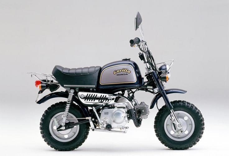 Honda Z50J-III Gorilla '1978–85