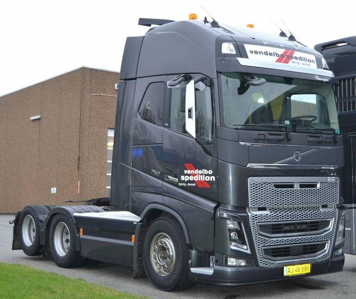Volvo 780 Trucks For Sale: 2614 Best Volvo Trucks Images On Pinterest