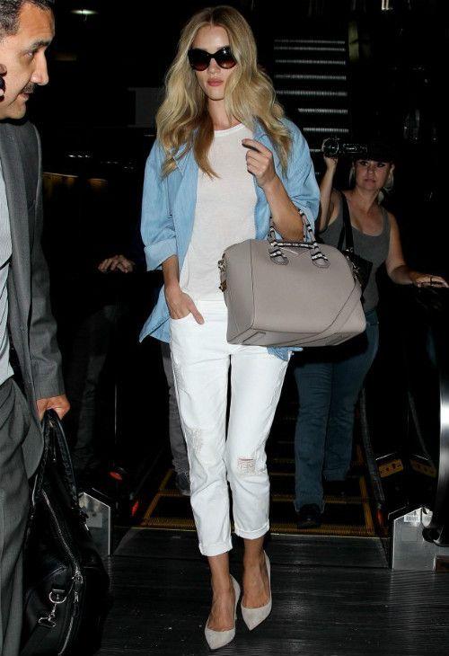 ロージー・ハンティントン=ホワイトリー|海外セレブ最新画像・私服ファッション・着用ブランドチェック DailyCelebrityDiary*