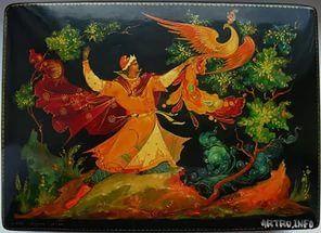 АртРу.инфо - Иллюстрации - Жар-птица (6163) - Смирнов А.Г.