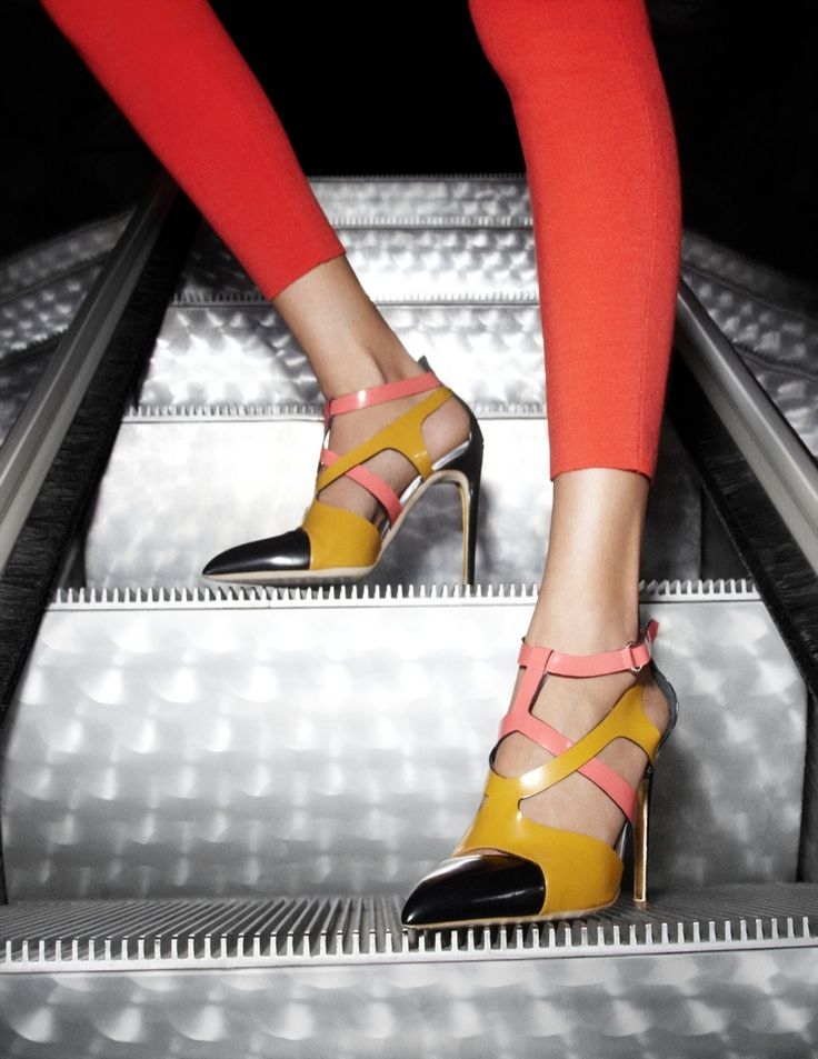 rupert sanderson shoes4 You're Probably Wearing the Wrong Shoe Size, Here's Why