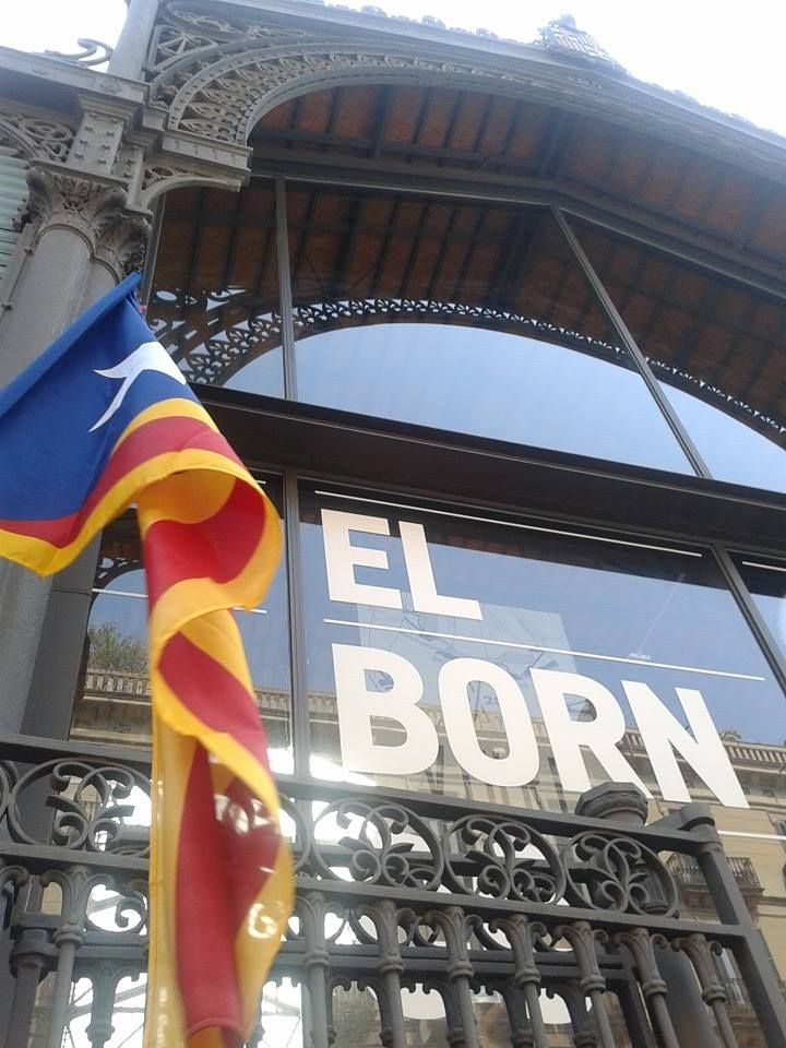 El Born.Zone 0 September 11th 1714-2014