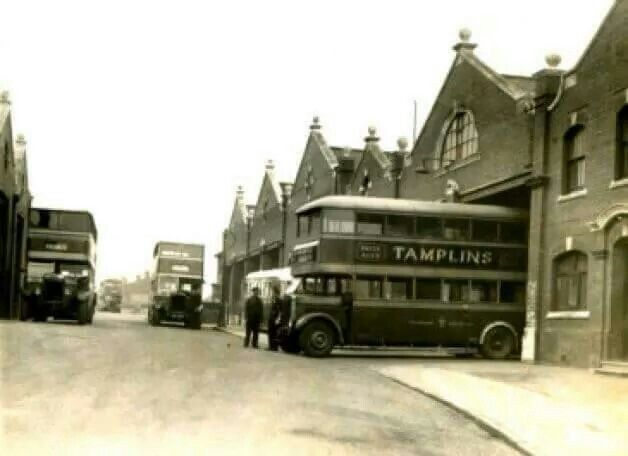 Old Bus Depot Churchdale Road