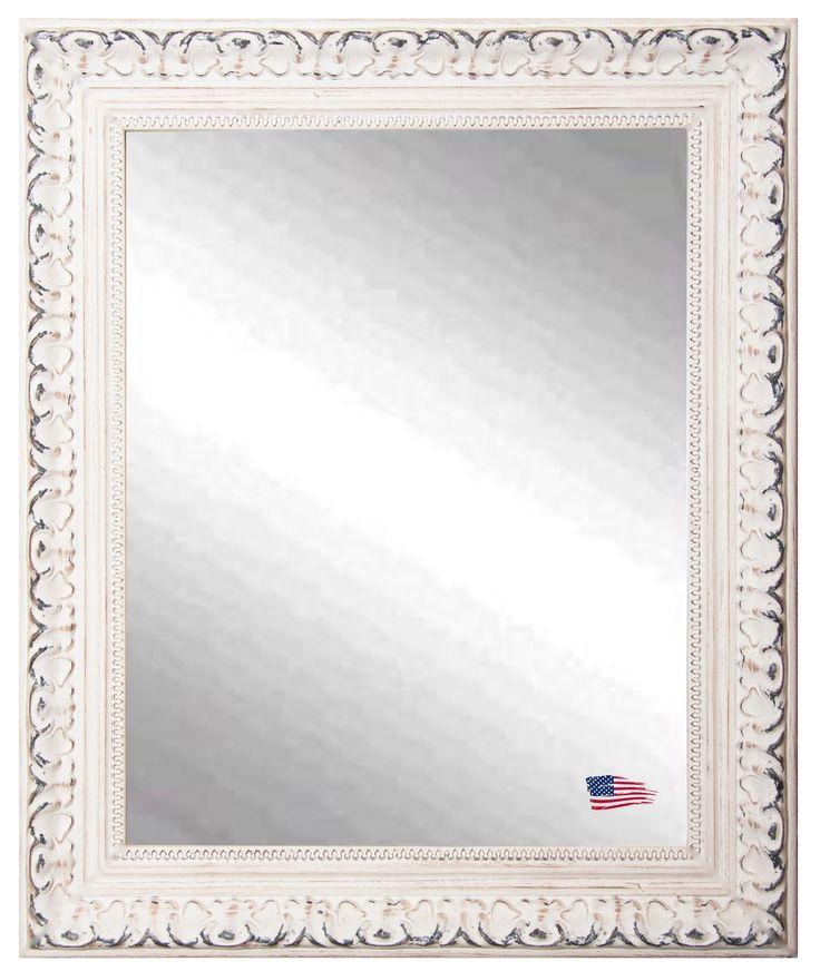 2 - 36 x 30 = $640 Rayne Mirrors Ava French Victorian Wall Mirror & Reviews | Wayfair