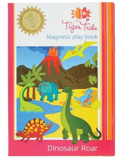Magnetic Play Book - Dinosaur Roar