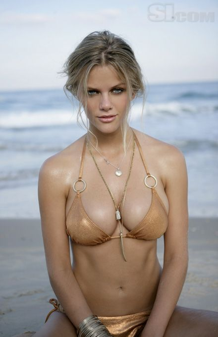 Brooklyn Decker - Sports Illustrated Swimsuit 2008 Location: Caesarea, Israel, Israel Photographed by: Raphael Mazzucco. http://www.sports-calendars.com/sports-illustrated-swimsuit-calendars.htm