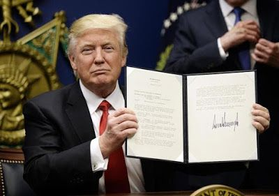 7 Muslim Majority Nation's Citizens banned from entering US, by Donald Trump