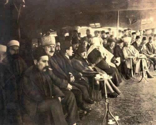 Atatürk'ün Ankara, Keçiören Semtinde Düzenlettiği Nevruz Şenlikleri…
