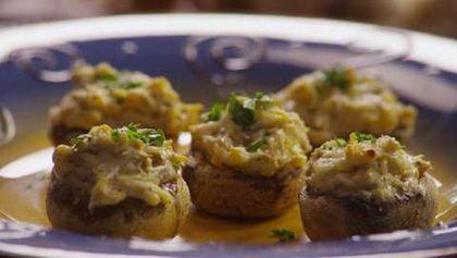 Μανιτάρια ψητά με τυριά | Μοναστηριακά Προϊόντα | Από το Άγιον Όρος στο σπίτι σας!