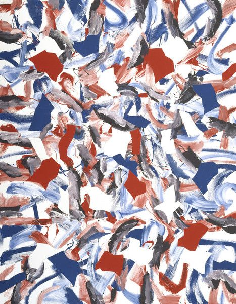 Untitled, No. 4 by Joseph Glasco from The Museum of Fine Arts, Houston