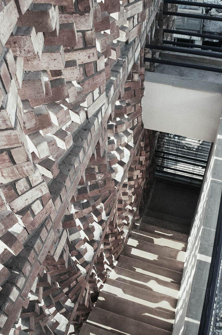 muros ladrillo perforado - Buscar con Google