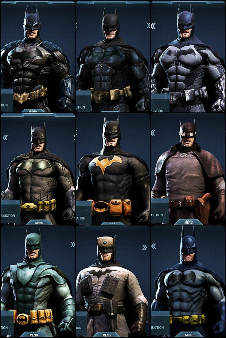 From Batman: Arkham Origins