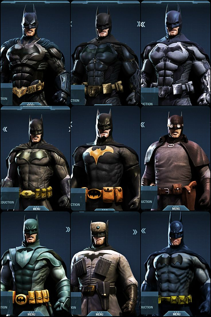 From Batman: Arkham Origins