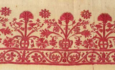crete embroidery