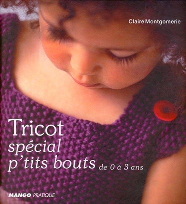 Tricots pour enfants de 0 à  3 ans