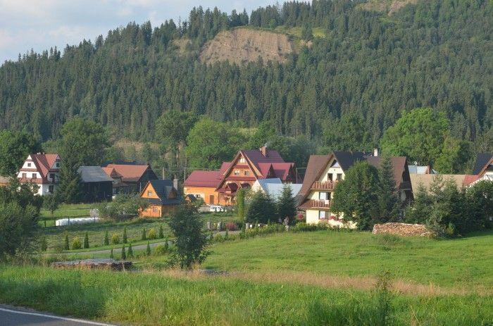Białka Tatrzańska - Przewodnik, atrakcje turystyczne #Białka #przewodnik #atrakcje