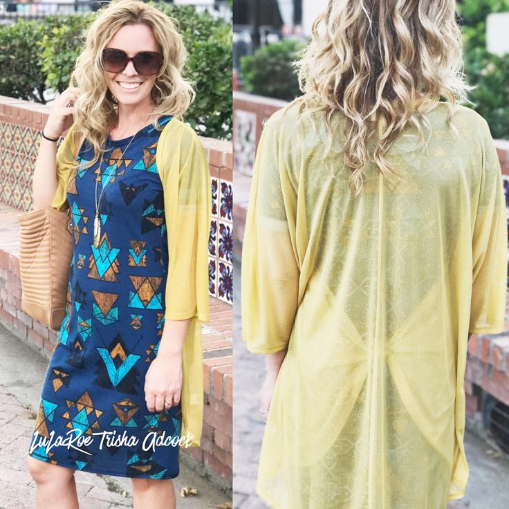 tie a lindsay in the back for a easy way to slim down the silhouette of this kimono!