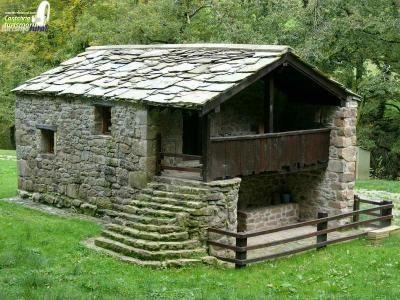Cabaña Pasiega, Cantabria. Spain