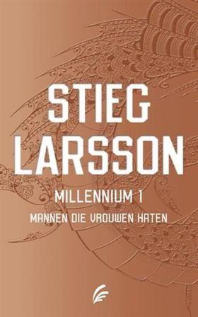 Week 33 van 2015: Millenium trilogie / Mannen die vrouwen haten - Stieg Larsson
