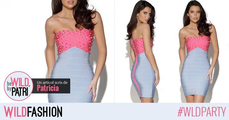 Aveti nevoie de rochii de party la moda? Alegeti un model super stylish, care va pune in evidenta linia corpului: