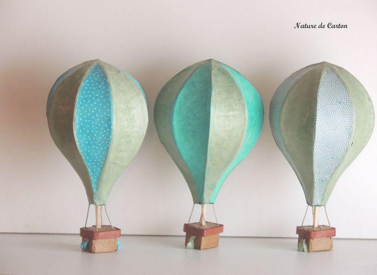 ... pastel & turquoise et pois : Accessoires de maison par nature-de
