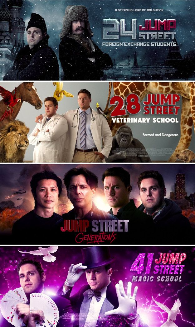 22 Jump Street | The 18 Most OMG Movie Scenes Of 2014