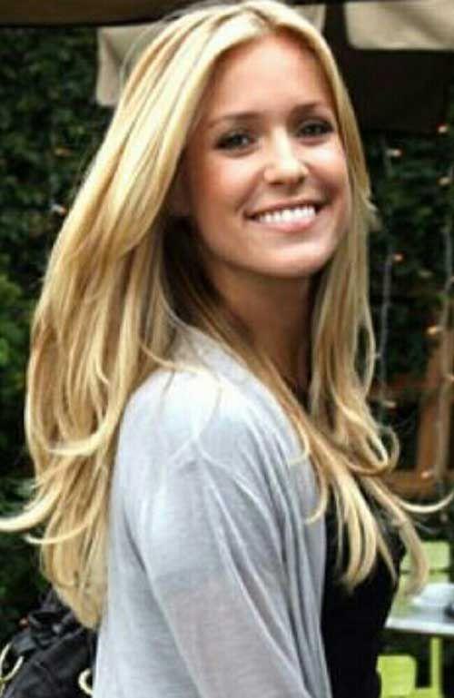 Astounding 1000 Ideas About Long Blonde Haircuts On Pinterest Blonde Short Hairstyles For Black Women Fulllsitofus