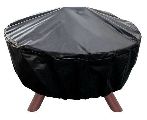 Landmann USA 29300 Big Sky Fire Pit Cover, 30-Inch Diameter by Landmann. $24.99. Provides longer life for fire pit. Measures 30-inch diameter. Elasticized for a tight fit. Water resistant. Durable nylon material. Keep your Big Sky Fire Pit looking new like the day you bought it. Heavy duty material is water resistant to protect your investment from the elements. Covers will protect your product from outside elements giving your product longer life.
