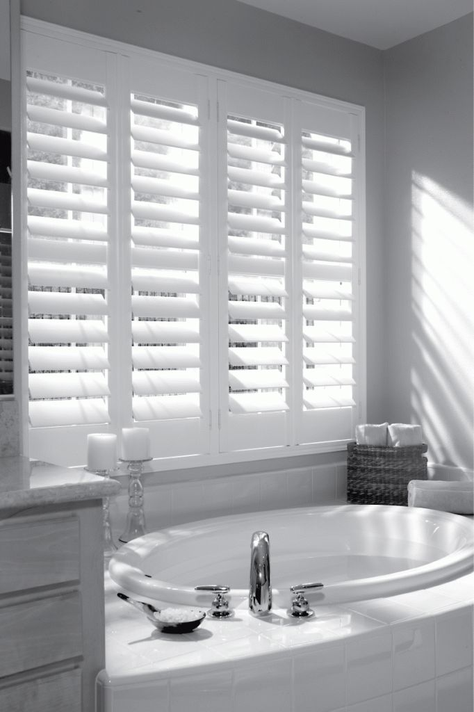 Best Bathroom Blinds Ideas On Pinterest Kitchen Window - Blinds for bathroom window in shower for bathroom decor ideas