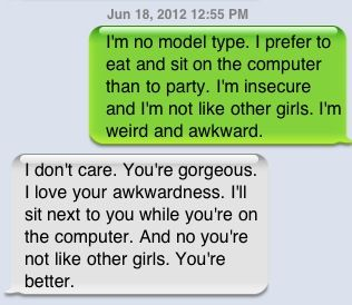 cute couple text messages - Google Search