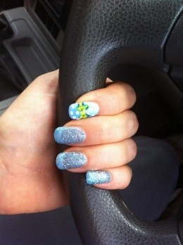 Beauty, nails and nail art