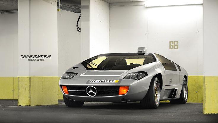 Isdera Imperator 108i.   AvD Oldtimer Grand Prix 2012,  Nürburg