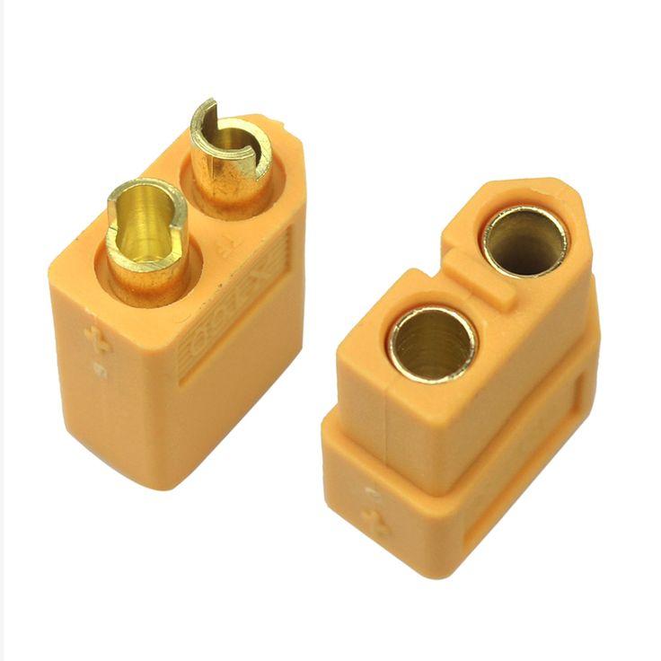 20Pcs XT60 XT 60 Male Female Bullet Connectors Plugs For RC Lipo Battery 10pair