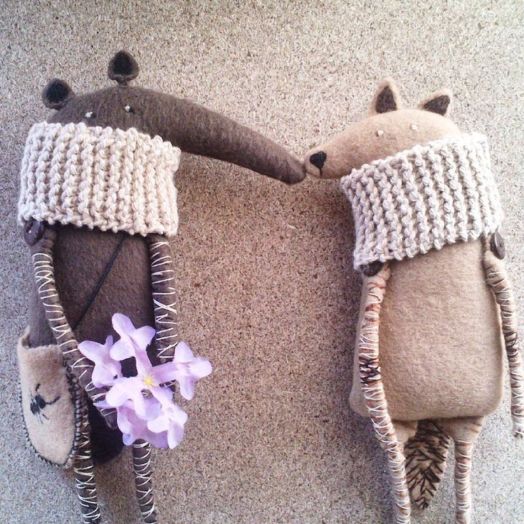 "503 Likes, 42 Comments - Hand embroidered art dolls (@brotherwolfhandmade) on Instagram: ""Hi lovelies, How are you spending the first day of March? We are so excited about spring and…"""