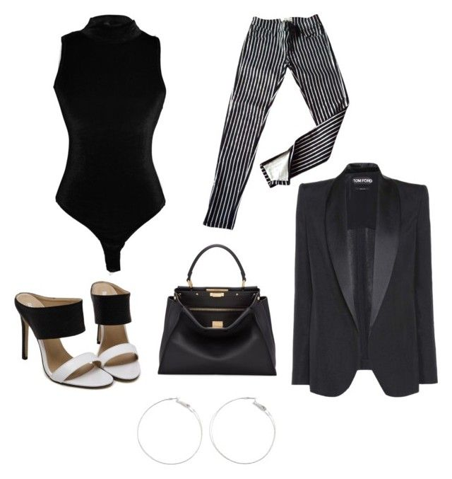 """""""Untitled #96"""" by denisapurple on Polyvore featuring Ralph Lauren, Tom Ford and Fendi"""