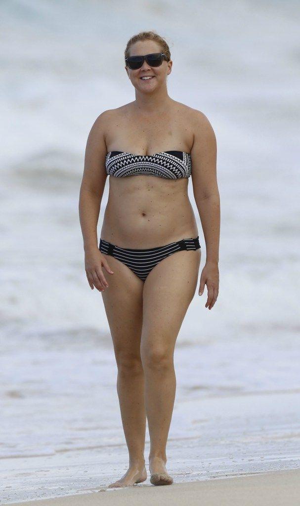 Amy Schumer Rocks Tiny Bikini in Hawaii  See the Pic!