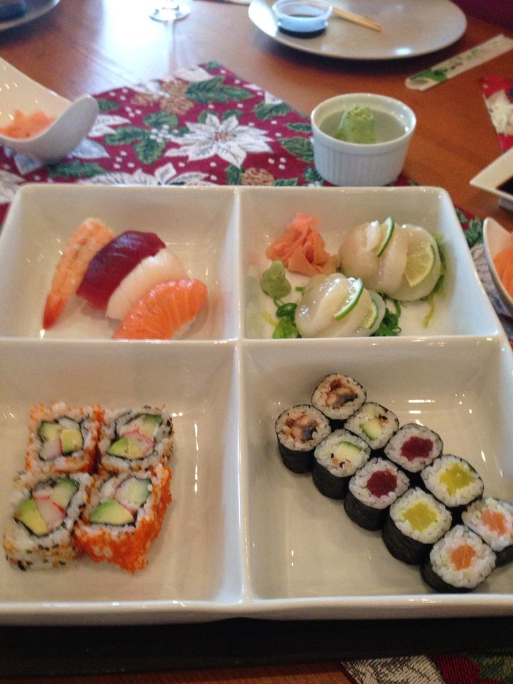 Sushi Restaurant: Home Photo: Erika Schwarzová