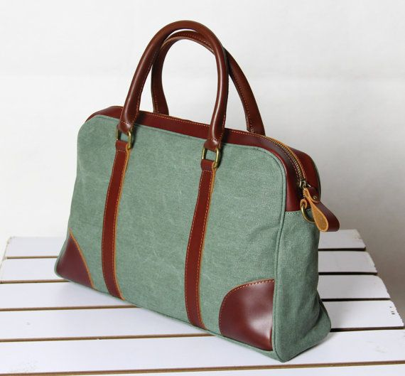 Hey, I found this really awesome Etsy listing at http://www.etsy.com/listing/130963815/briefcase-canvas-notebook-bag-messenger